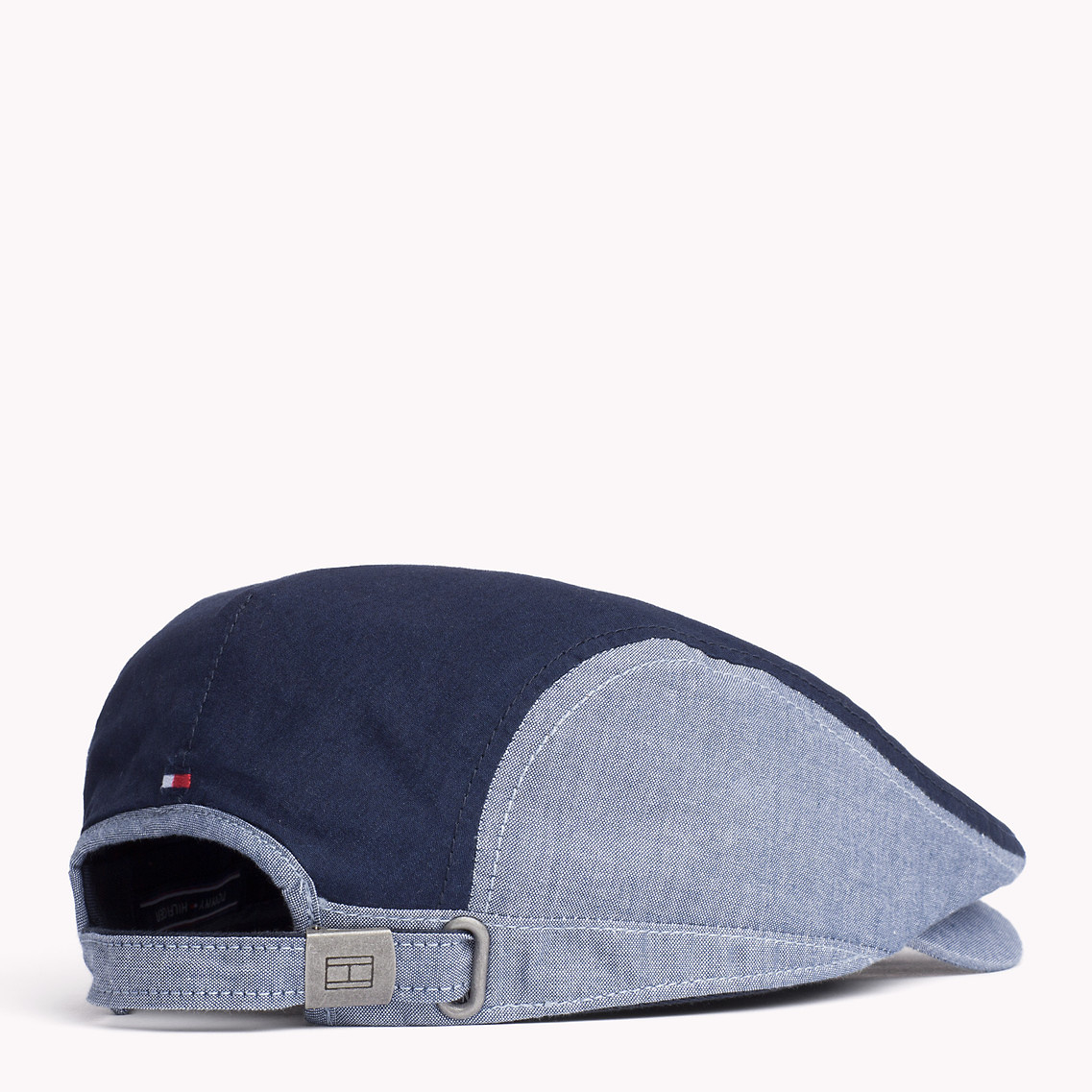 Tommy Hilfiger Damian Flat Cap in Blue for Men - Lyst 85a11447cd5