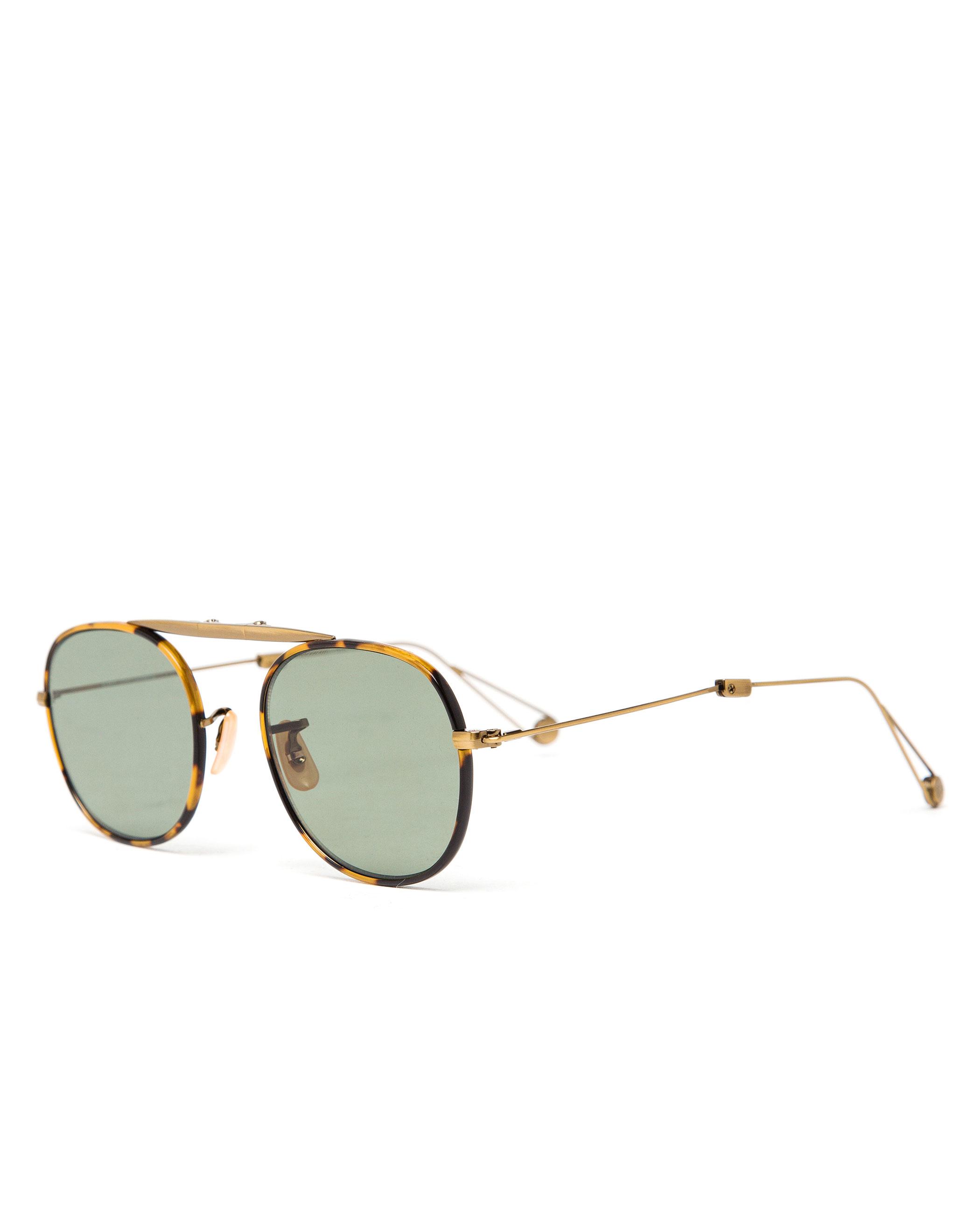aed165e47b6 Lyst - Garrett Leight Van Buren Foldable Tortoiseshell Sunglasses in ...