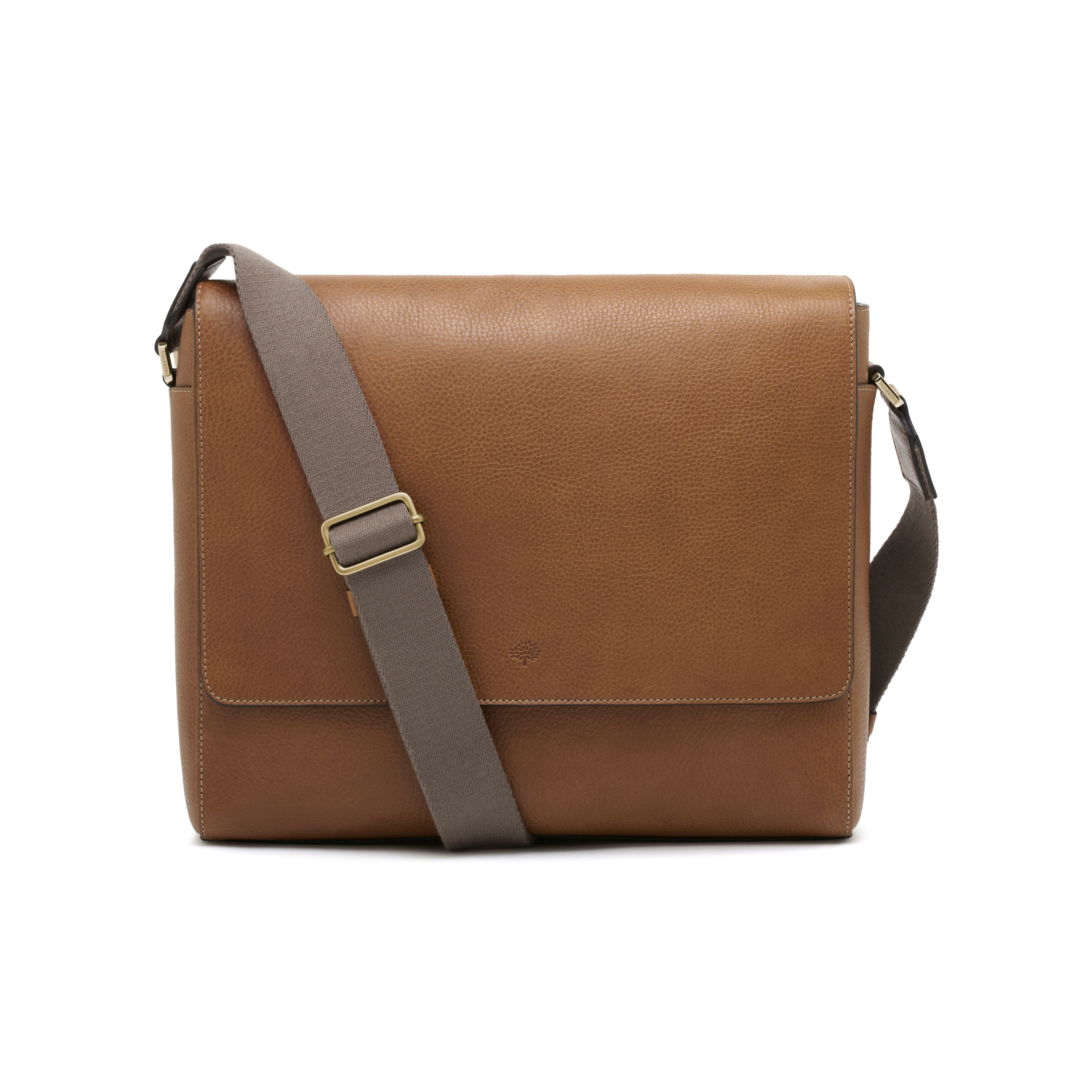 c0eb0b9a12 ... greece lyst mulberry maxwell messenger in brown for men 16c2b 00569