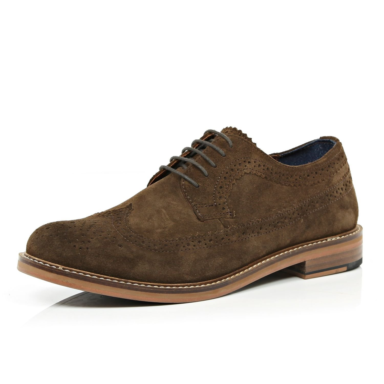 Find brown suede brogue at ShopStyle. Shop the latest collection of brown suede brogue from the most popular stores - all in one place.