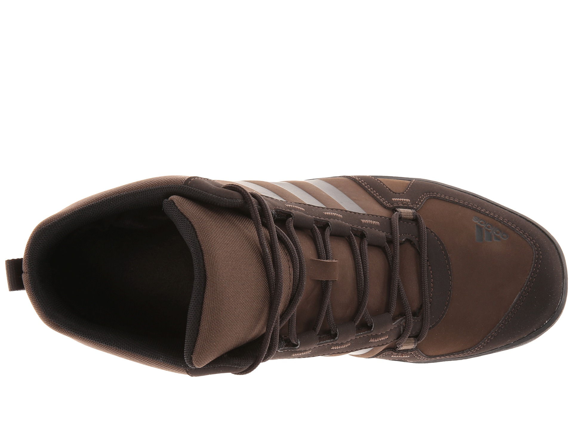 huge selection of 7409e 76e17 Lyst - adidas Daroga Mid Leather in Brown for Men
