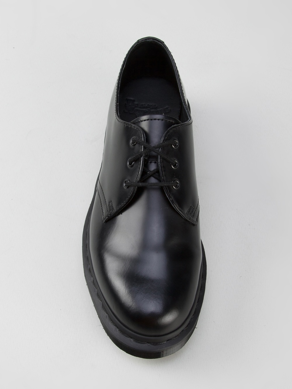 Dr Martens  Mono Shoe Black