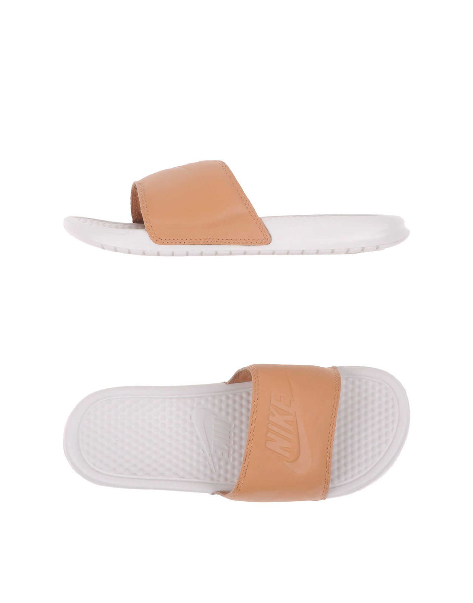 30b1ae154 ... australia lyst nike sandals in natural for men 5a0ca 593bf
