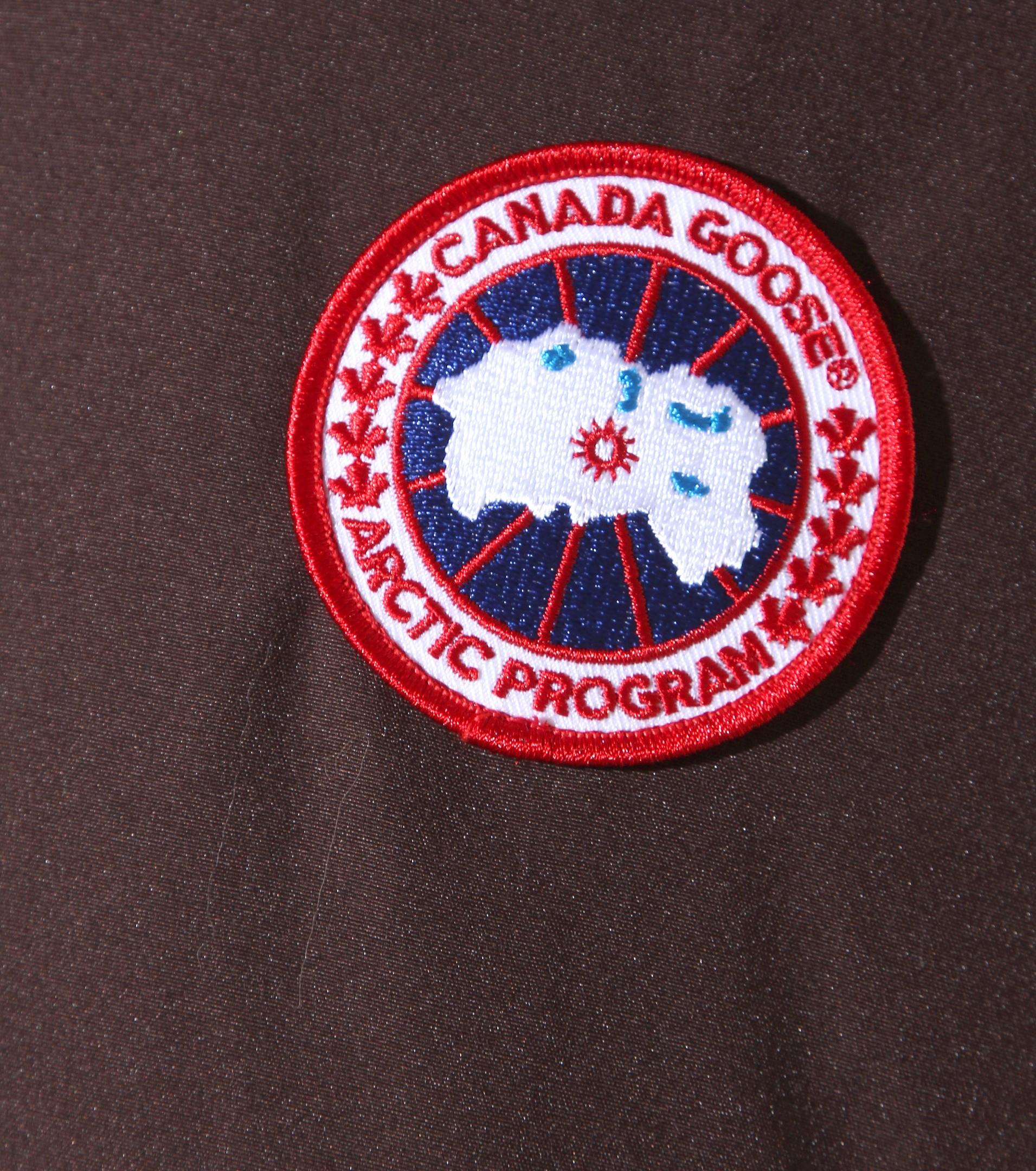 canada goose jackets logo