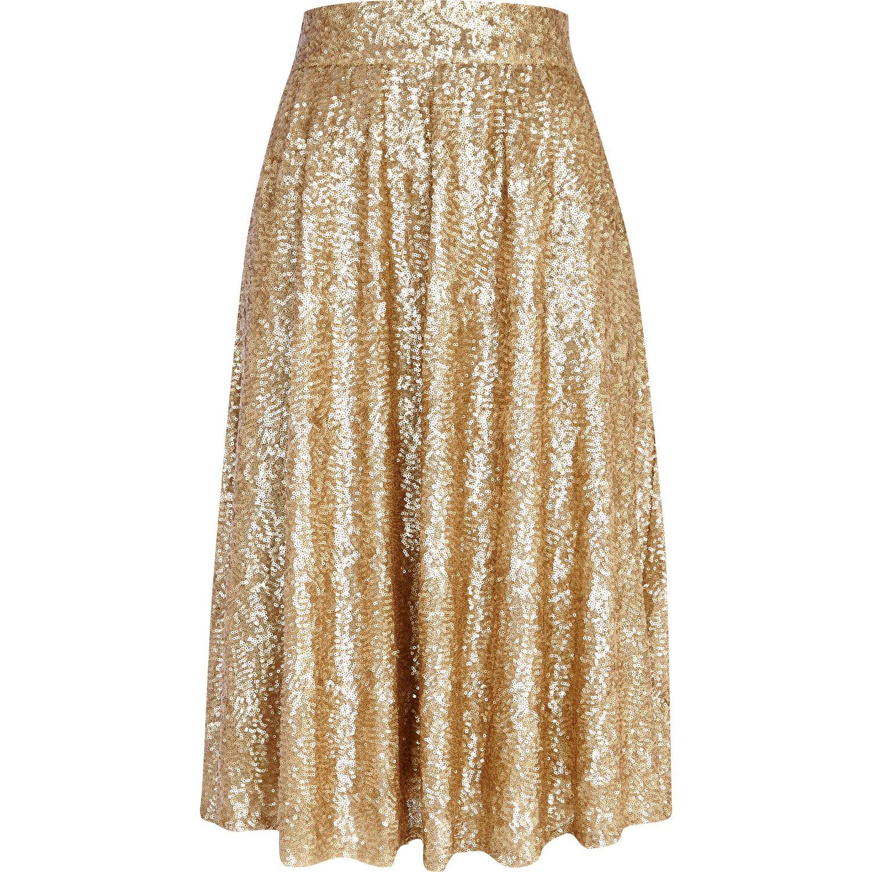 River Island Sophie Midi Wrap Skirt