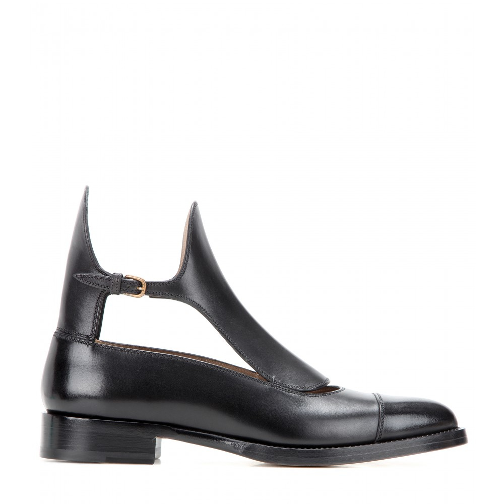 Francesco Russo Patent leather ankle boots dzzCL67n39