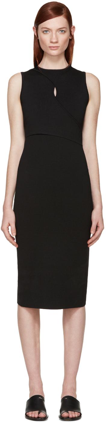 Vertigo black dress