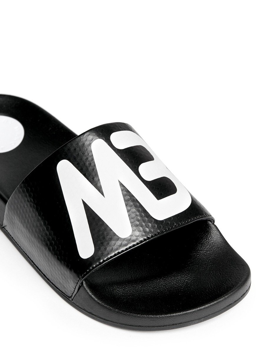 Marc Jacobs Cutout Slide Sandals sale with paypal gLE7WCH