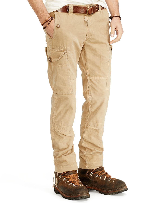 60ca535cb Ralph Lauren Polo Montauk Ripstop Cargo Pants - Straight Fit in ...
