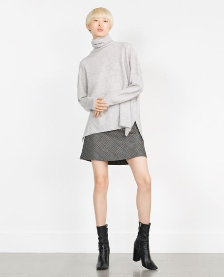 Zara Cashmere Sweater 21