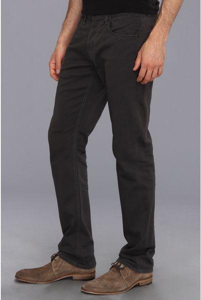 Grey Straight Leg Jeans Womens