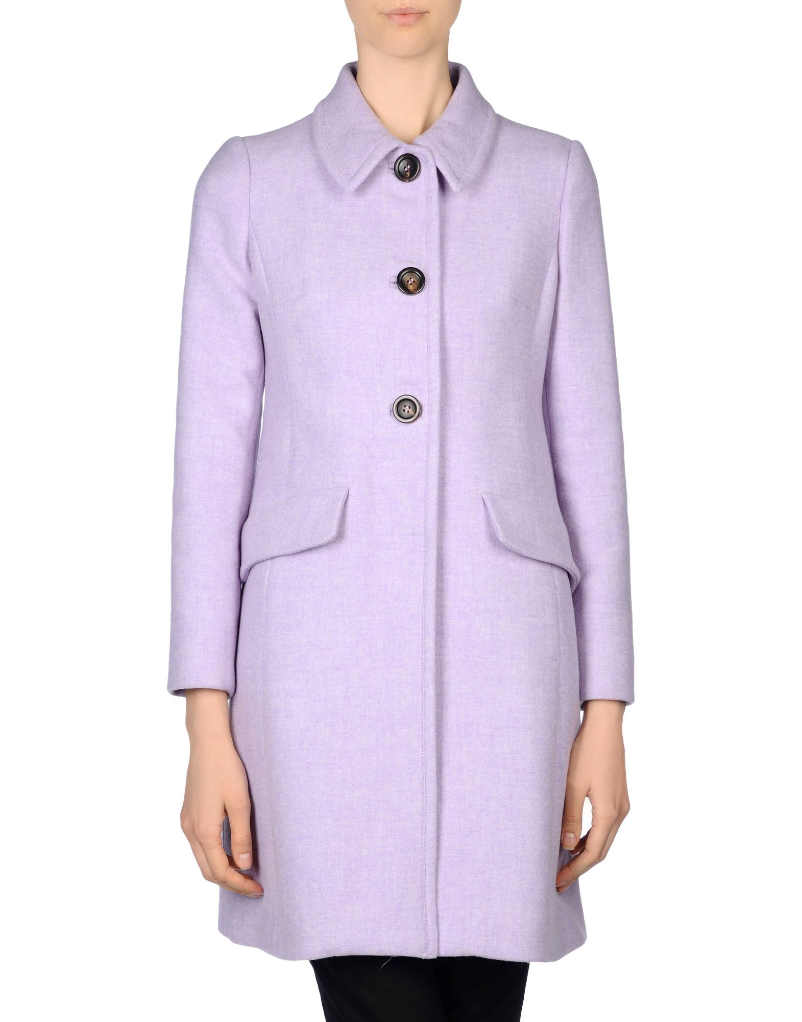Miu miu Coat in Purple
