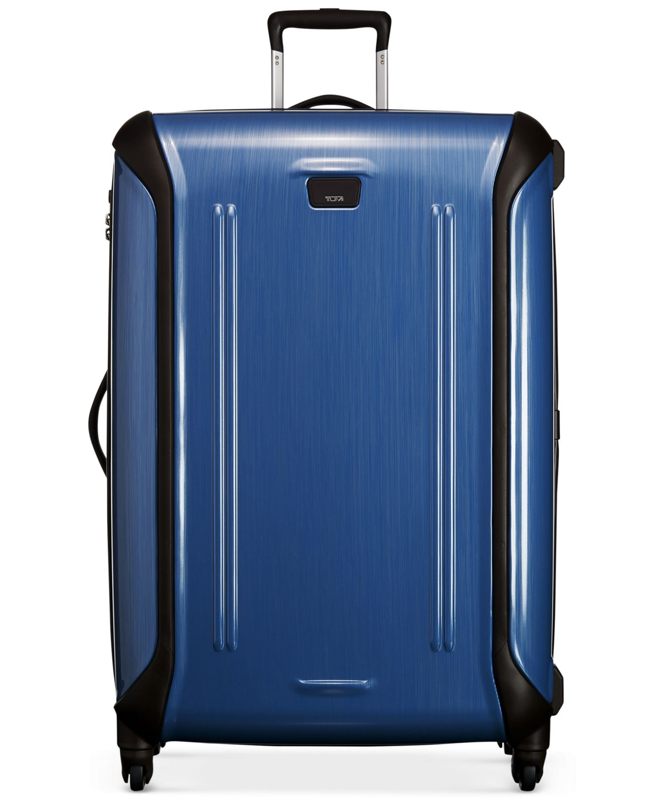how to pack a suit in a tumi suitcase