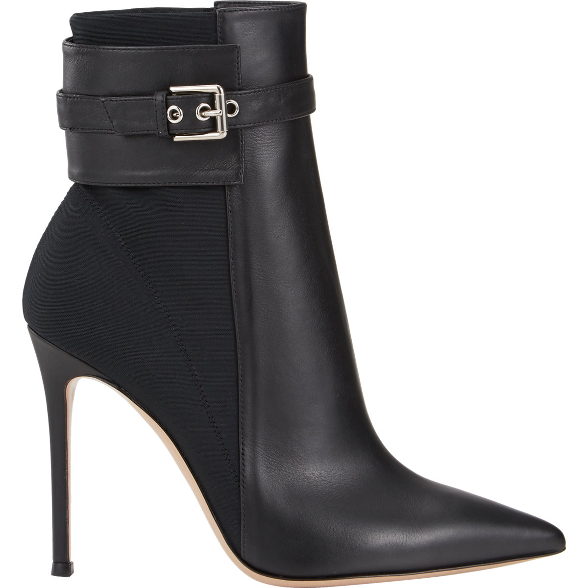 Ankle Strap Button Shoes  S