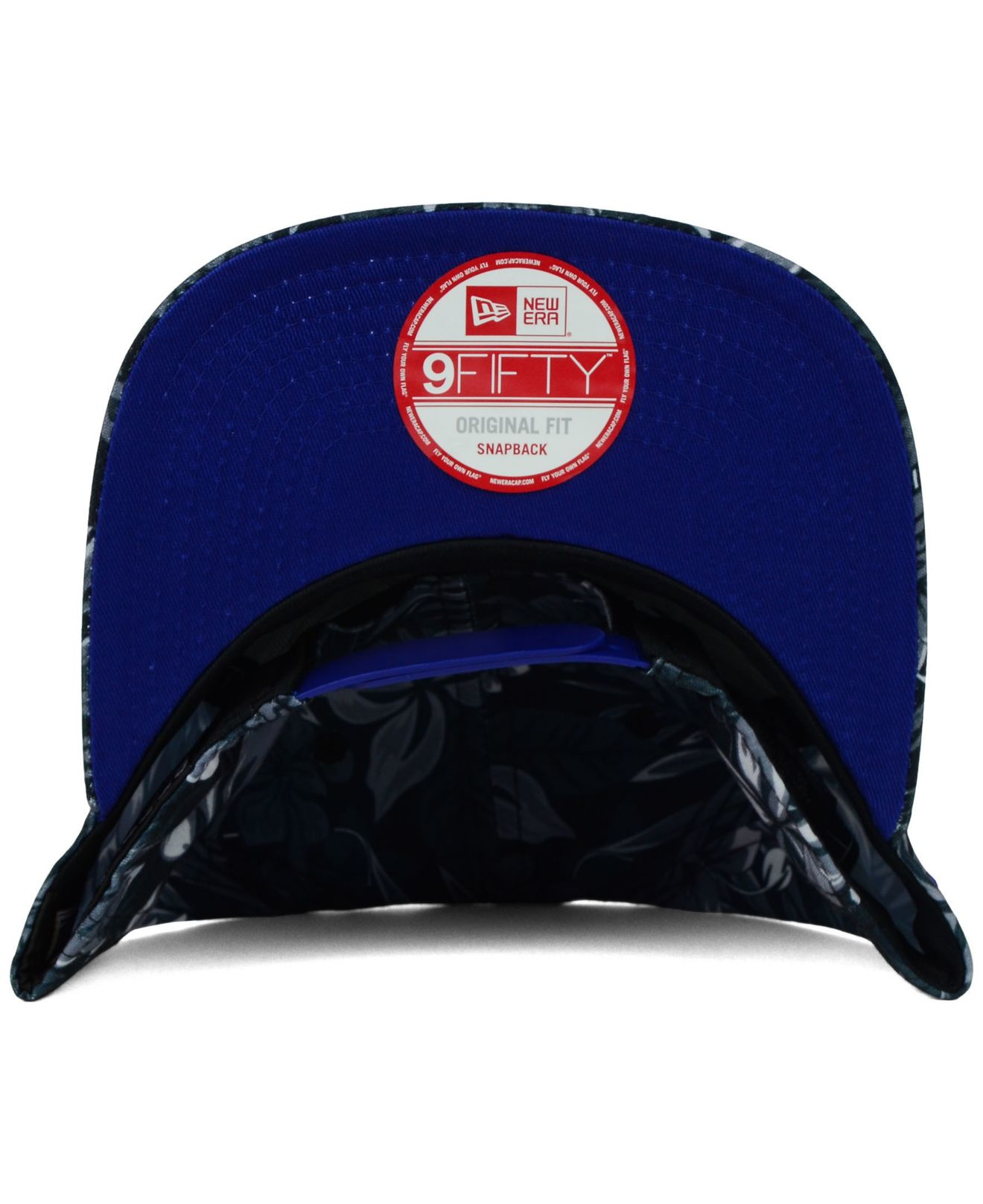 pretty nice 894d4 29ed5 ... amazon lyst ktz toronto blue jays night tropic 9fifty snapback cap in  black for men 157cf