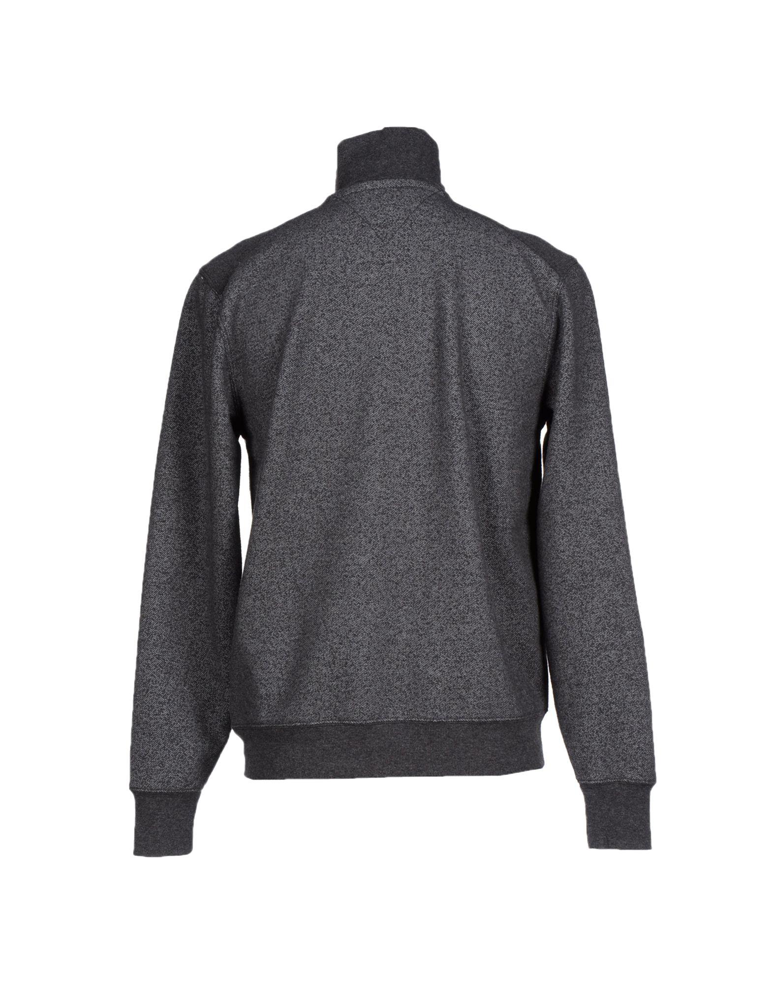 tommy hilfiger sweatshirt in gray for men lyst. Black Bedroom Furniture Sets. Home Design Ideas