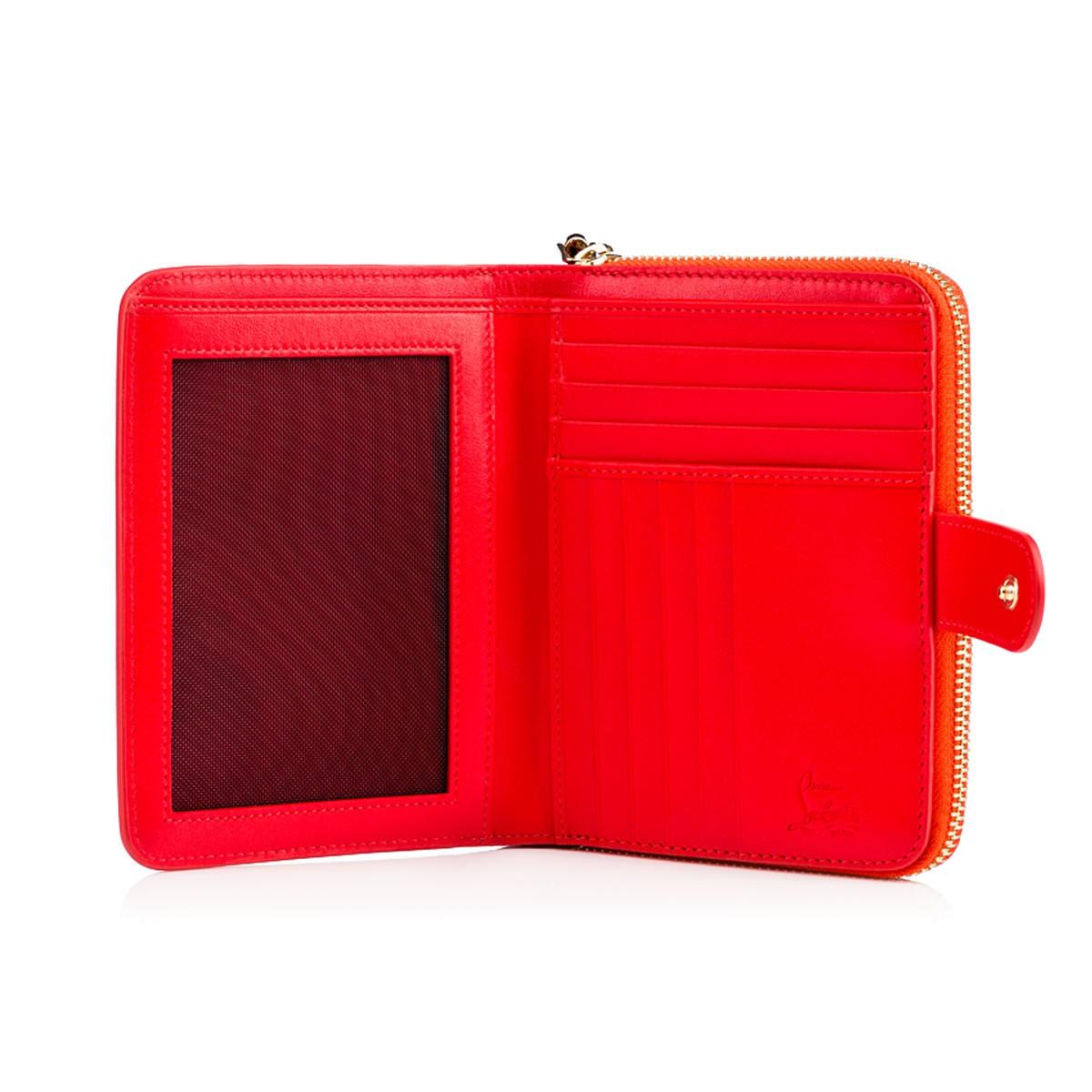 christian louboutin panettone zip around wallet | Landenberg ...