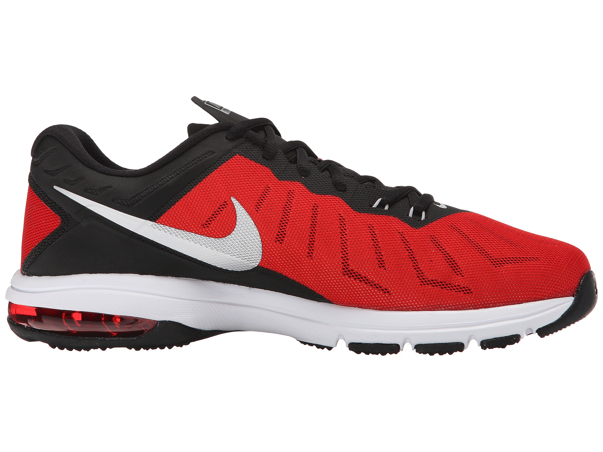 Nike Air Max Full Ride Tr In Red For Men Lyst