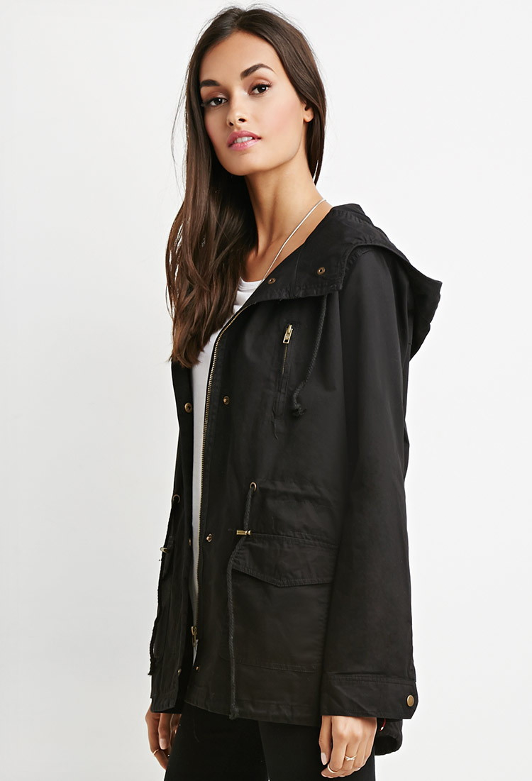 matches. ($ - $) Find great deals on the latest styles of Black utility jacket. Compare prices & save money on Women's Jackets & Coats.