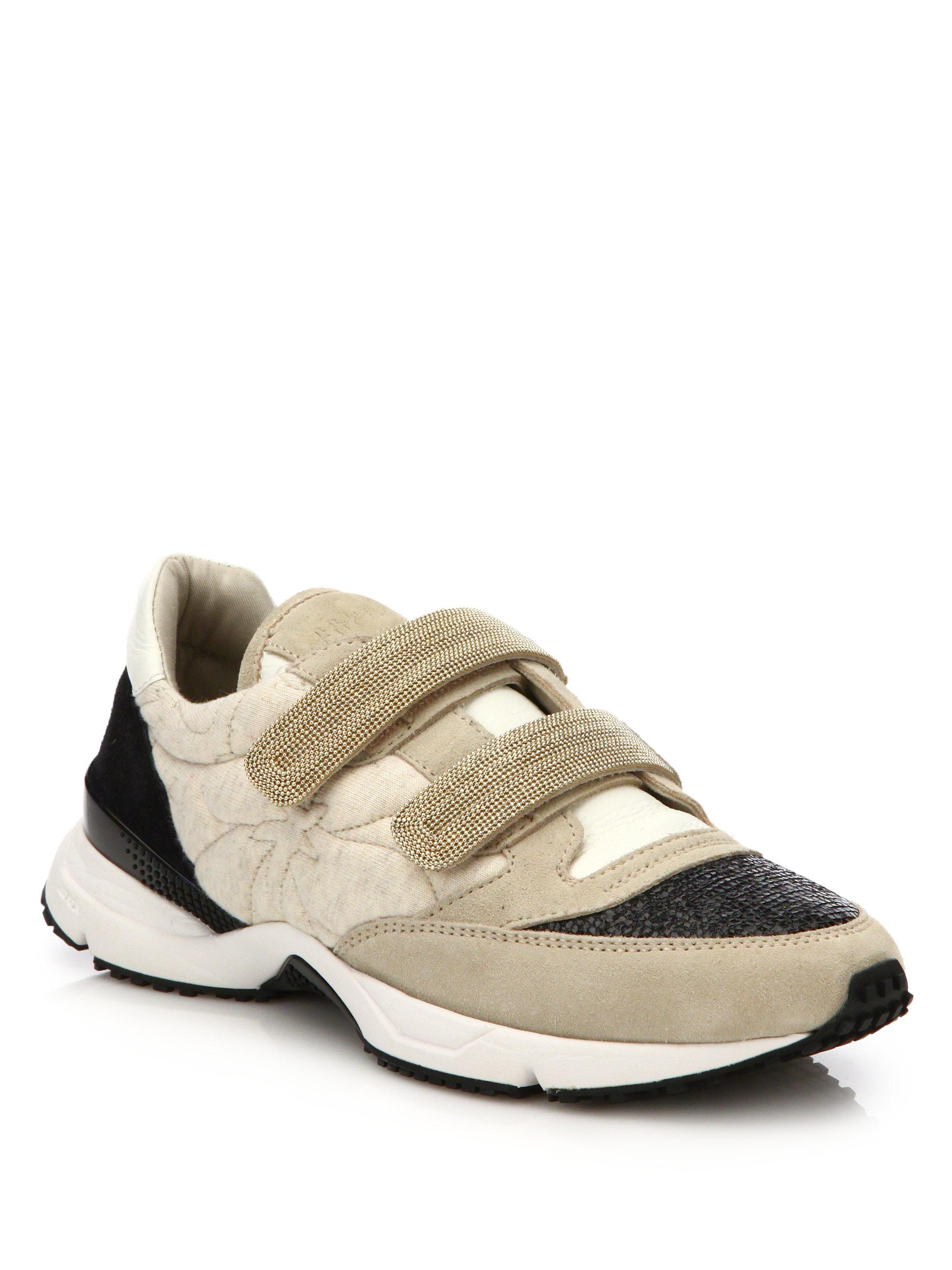 with credit card for sale Brunello Cucinelli Monili Strap Sneakers cheapest price eNdMFBxD
