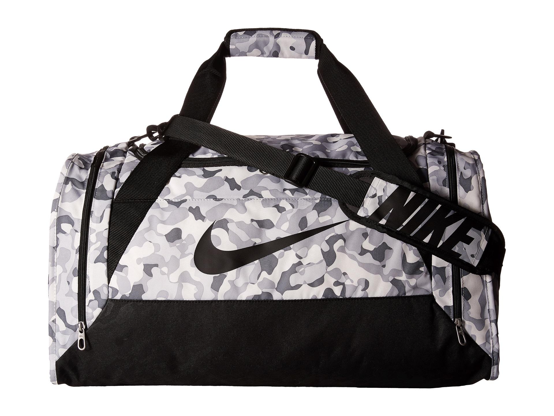 ce2319dca2f5 Lyst - Nike Brasilia 6 Duffel Graphic Medium for Men