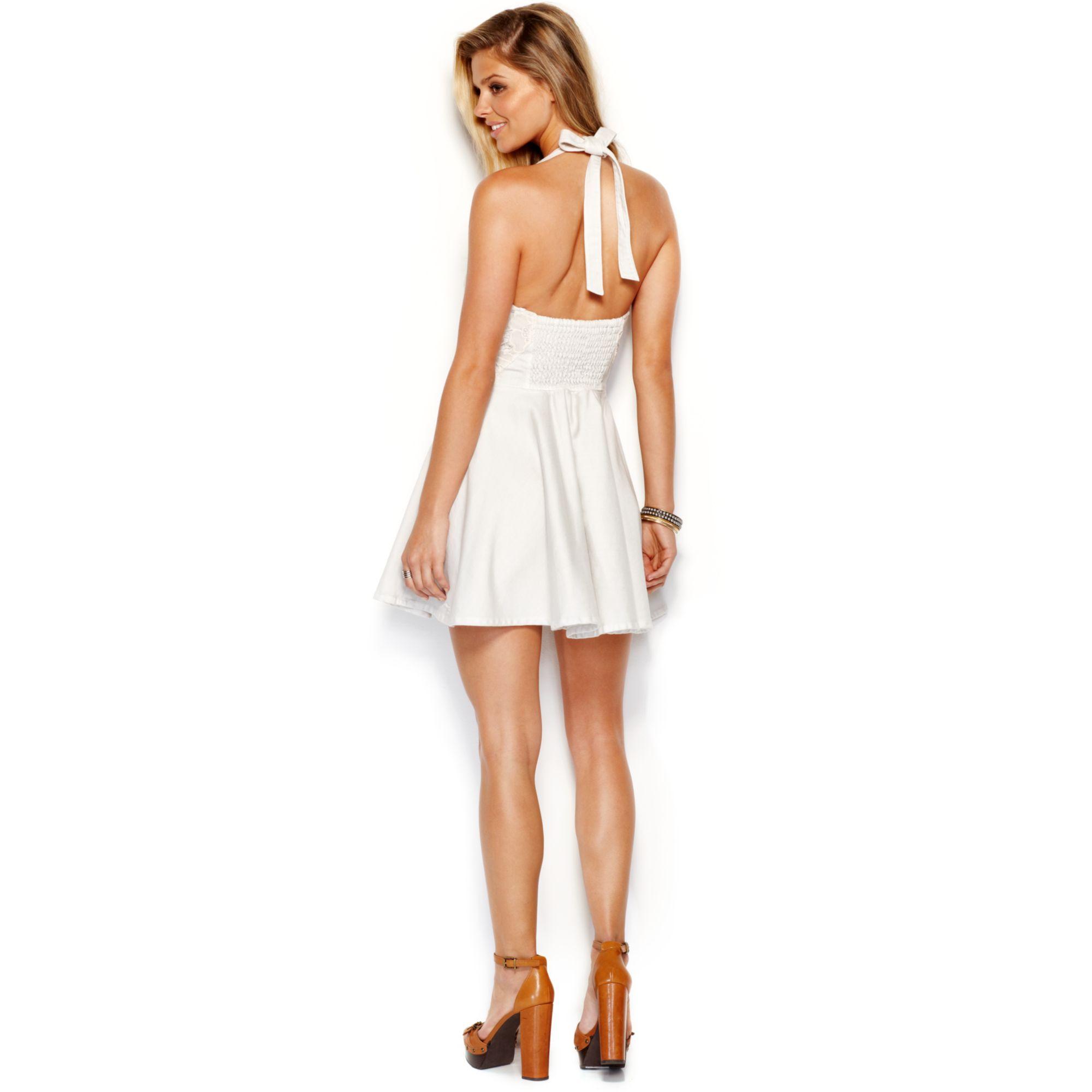 Guess Halter Dress