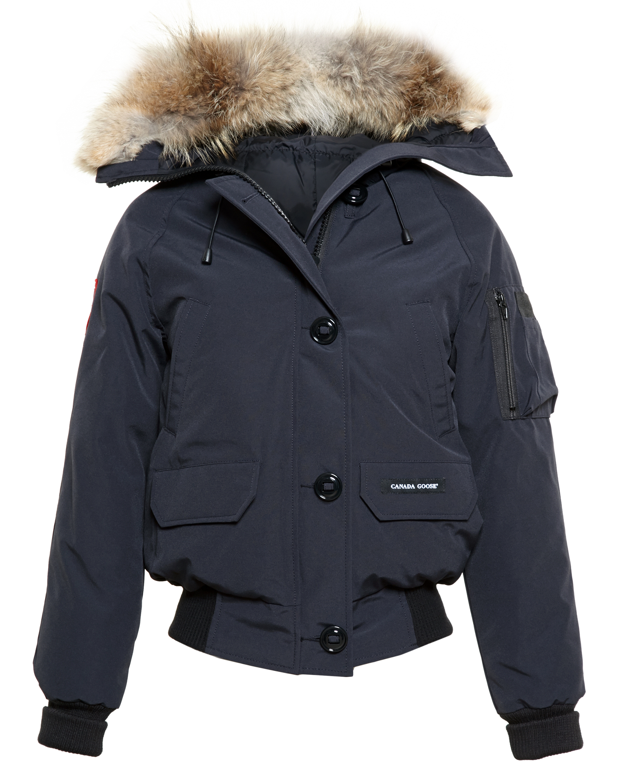 Canada Goose Chilliwack Bomber Jacket In Blue Lyst