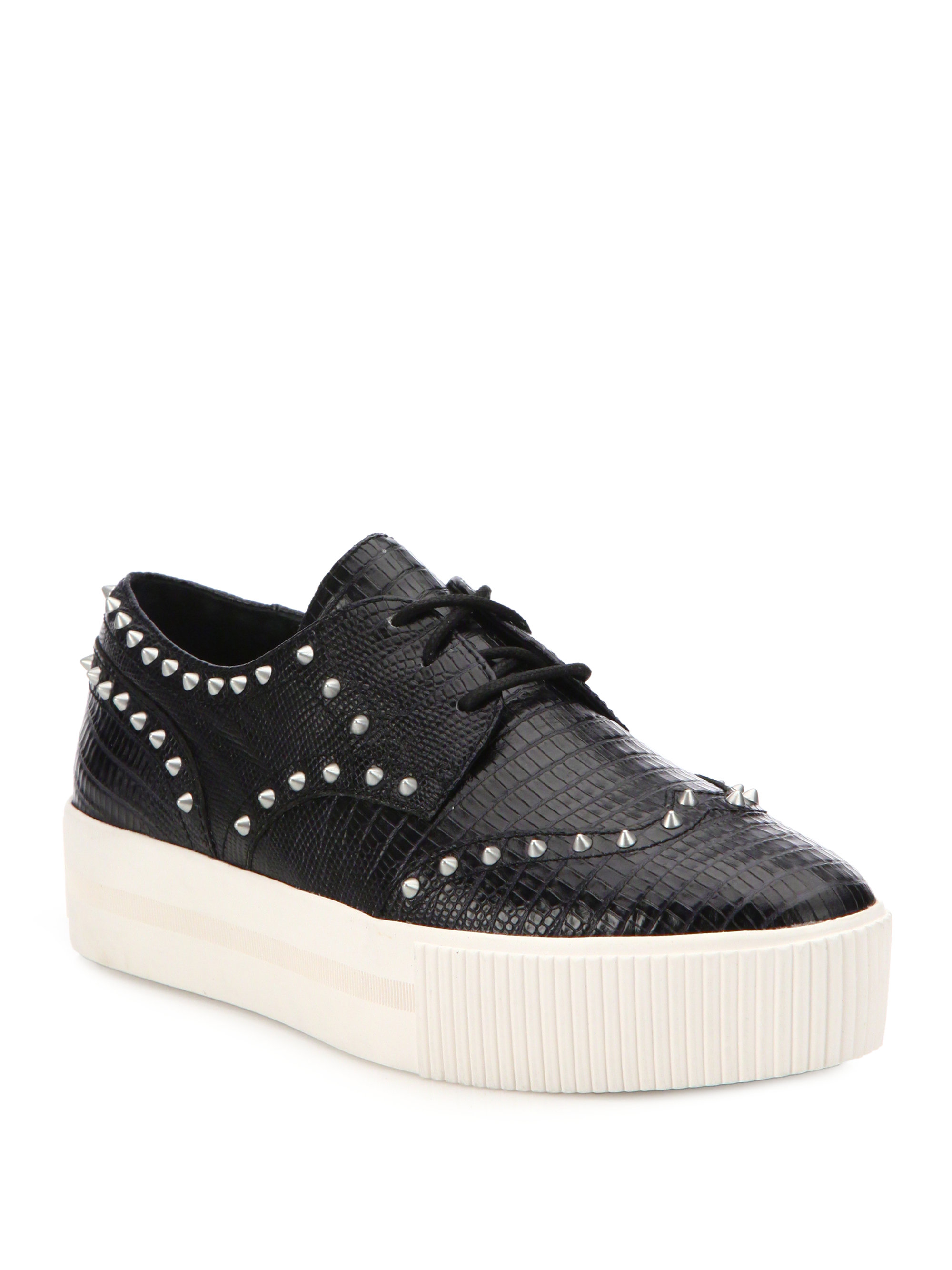 Studded Running Shoes