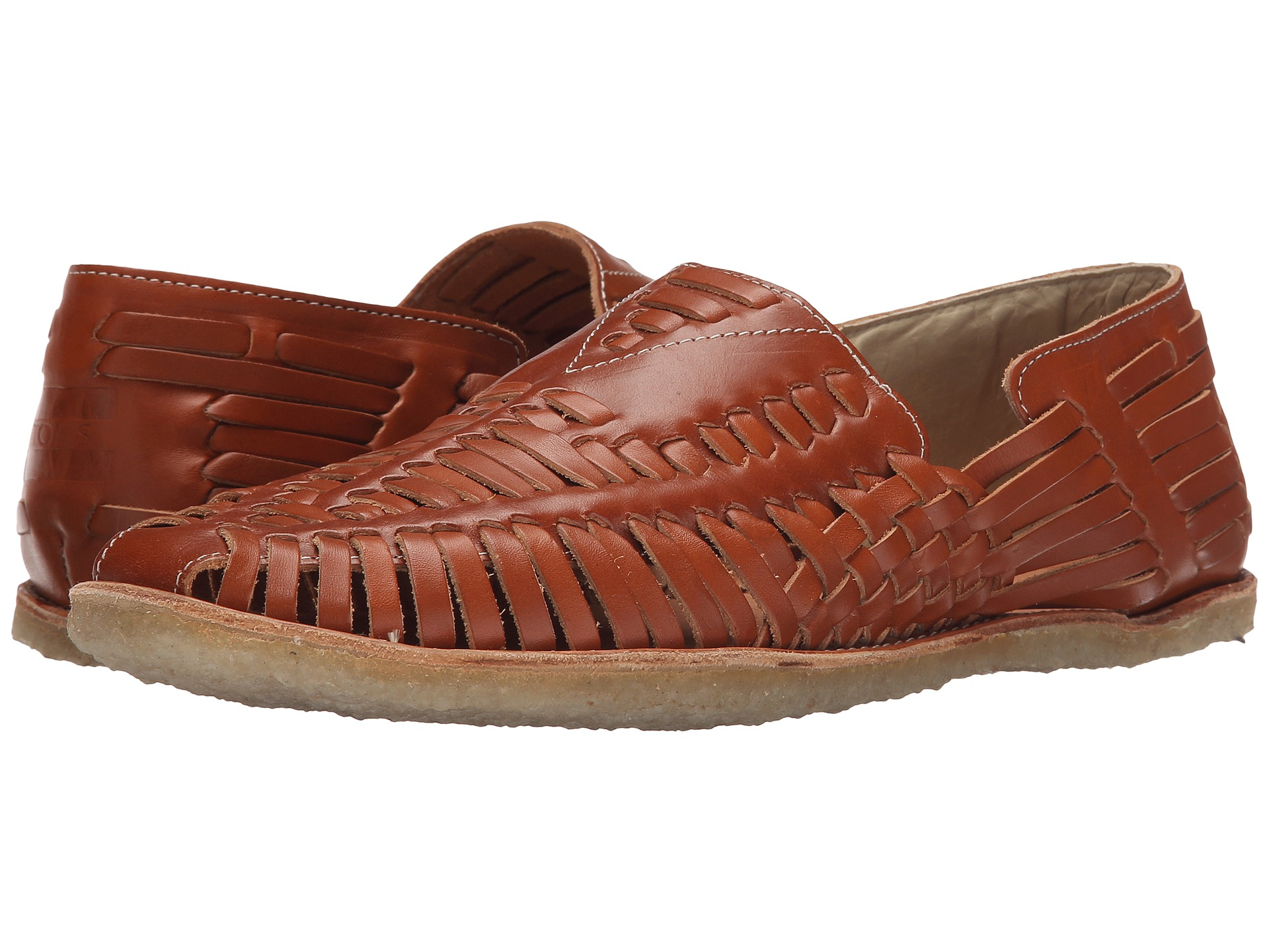 3d0ca71a6 TOMS Huarache Slip-on in Brown for Men - Lyst