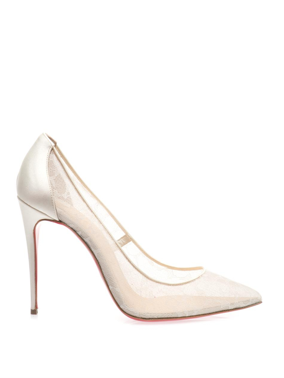 fbfa5b88c175 Gallery. Previously sold at  MATCHESFASHION.COM · Women s Christian  Louboutin Pigalle ...