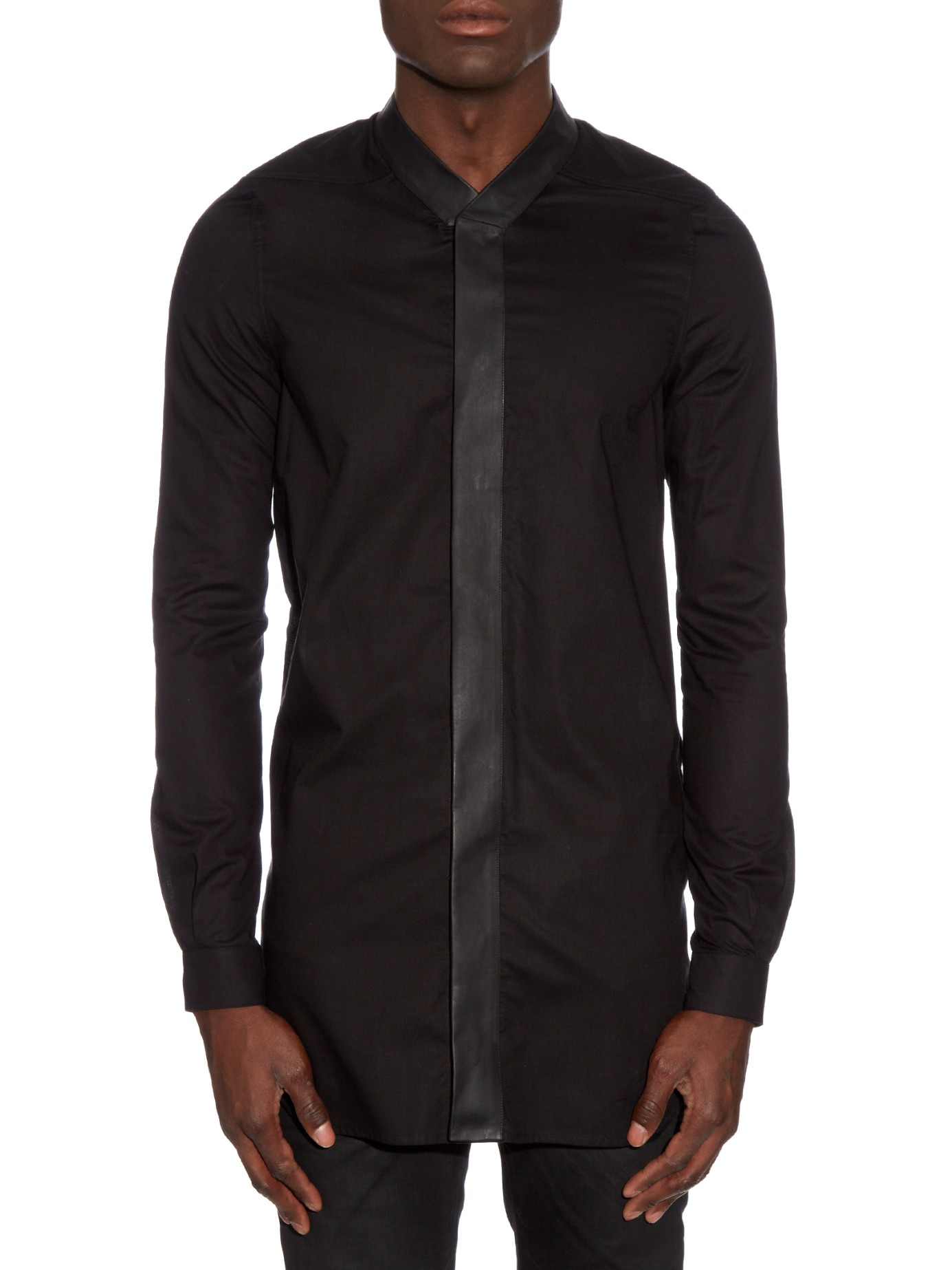 Find great deals on eBay for leather trim shirt sleeve. Shop with confidence.