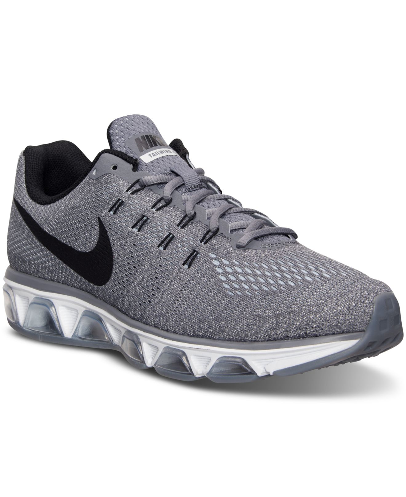 timeless design b4d51 63ba3 nikemax tailwind 7 sneaker  lyst nike mens air max tailwind 8 running  sneakers from finish