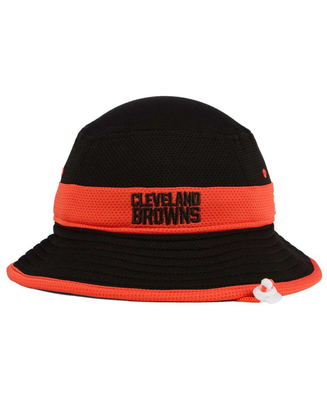 43528c394a8 Lyst - KTZ Cleveland Browns Training Camp Reverse Bucket Hat in ...