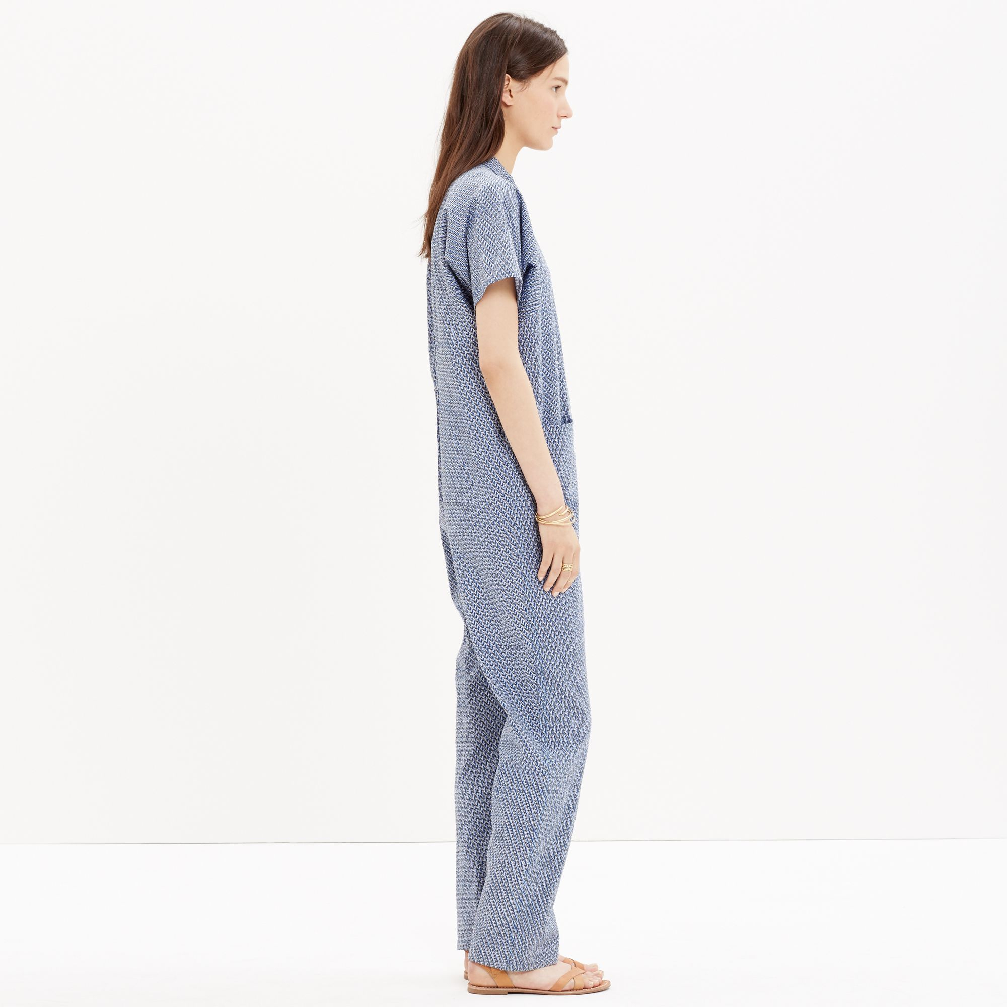 62ffd49420b8 Lyst - Madewell Rachel Comey Barrie Jumpsuit in Blue