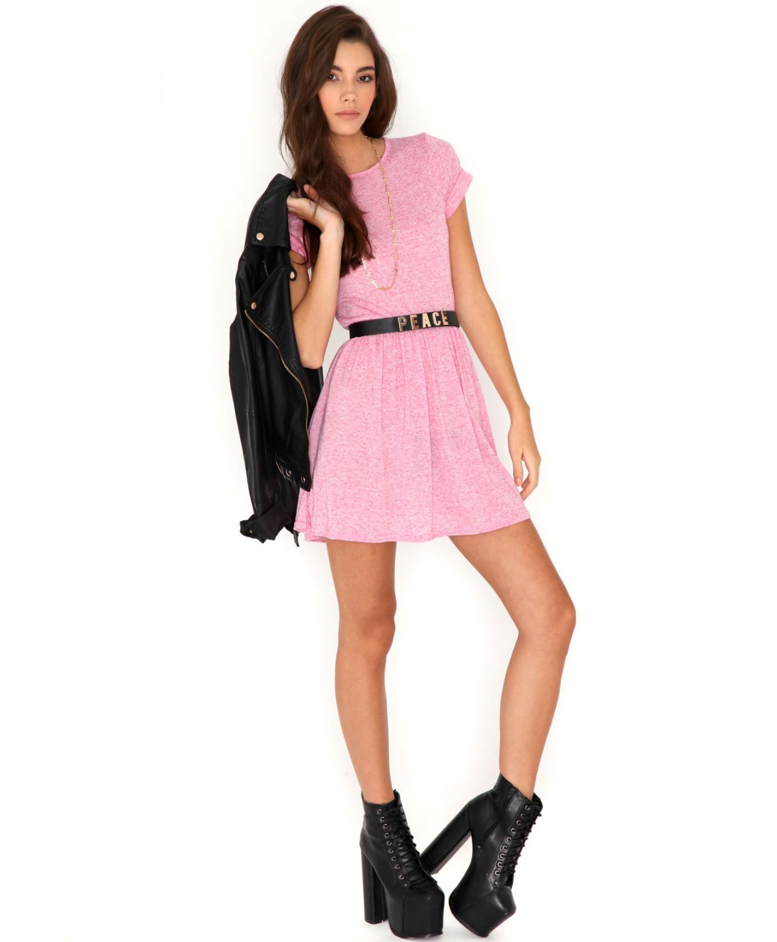 Gallery Women S Pink Dresses