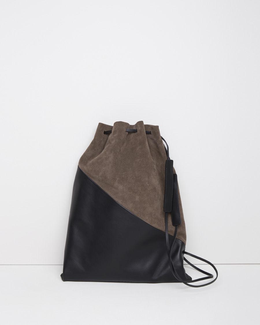 Marni Drawstring backpack 3ZgNIuxuF