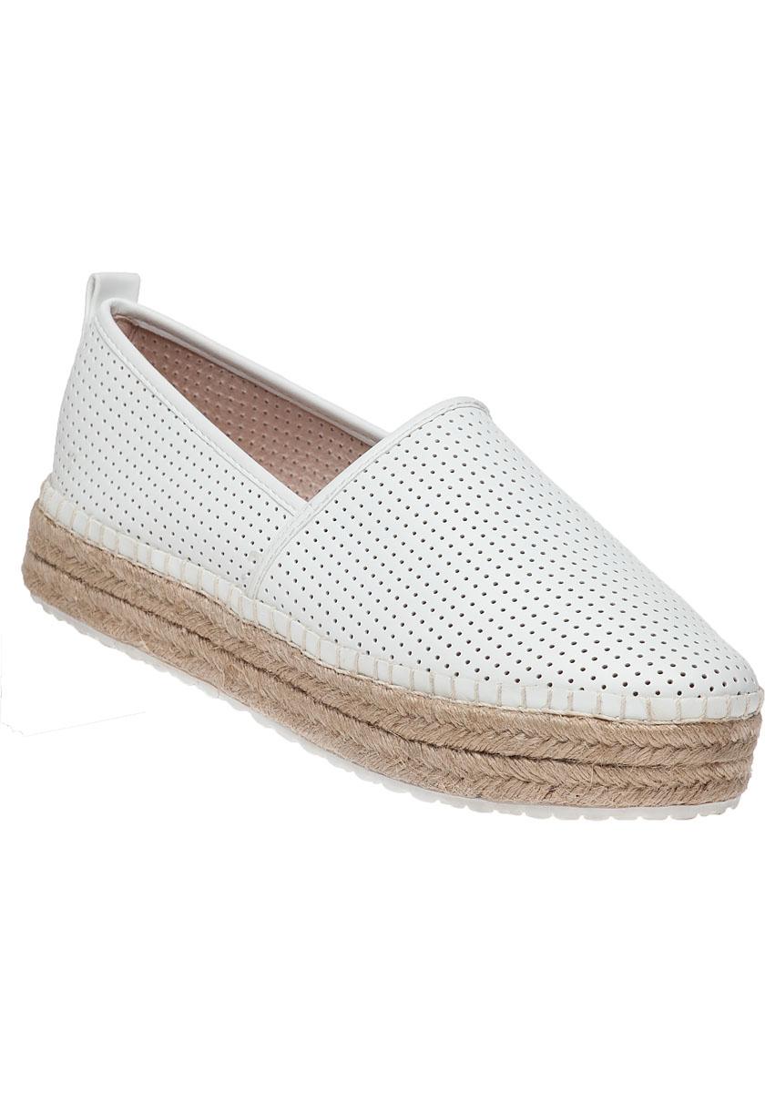 Steven Shoes White
