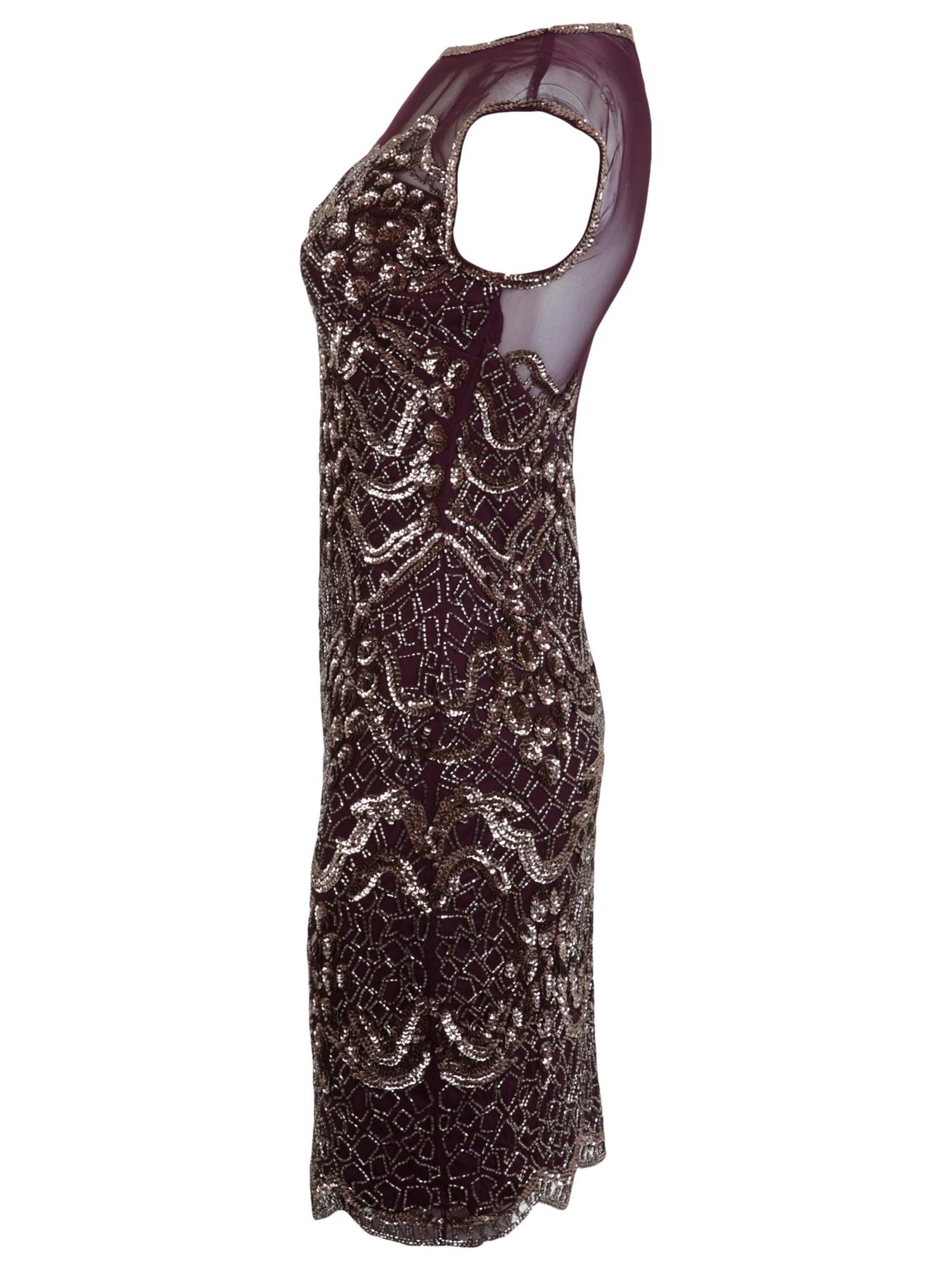 Beaded body maxi dress miss selfridge