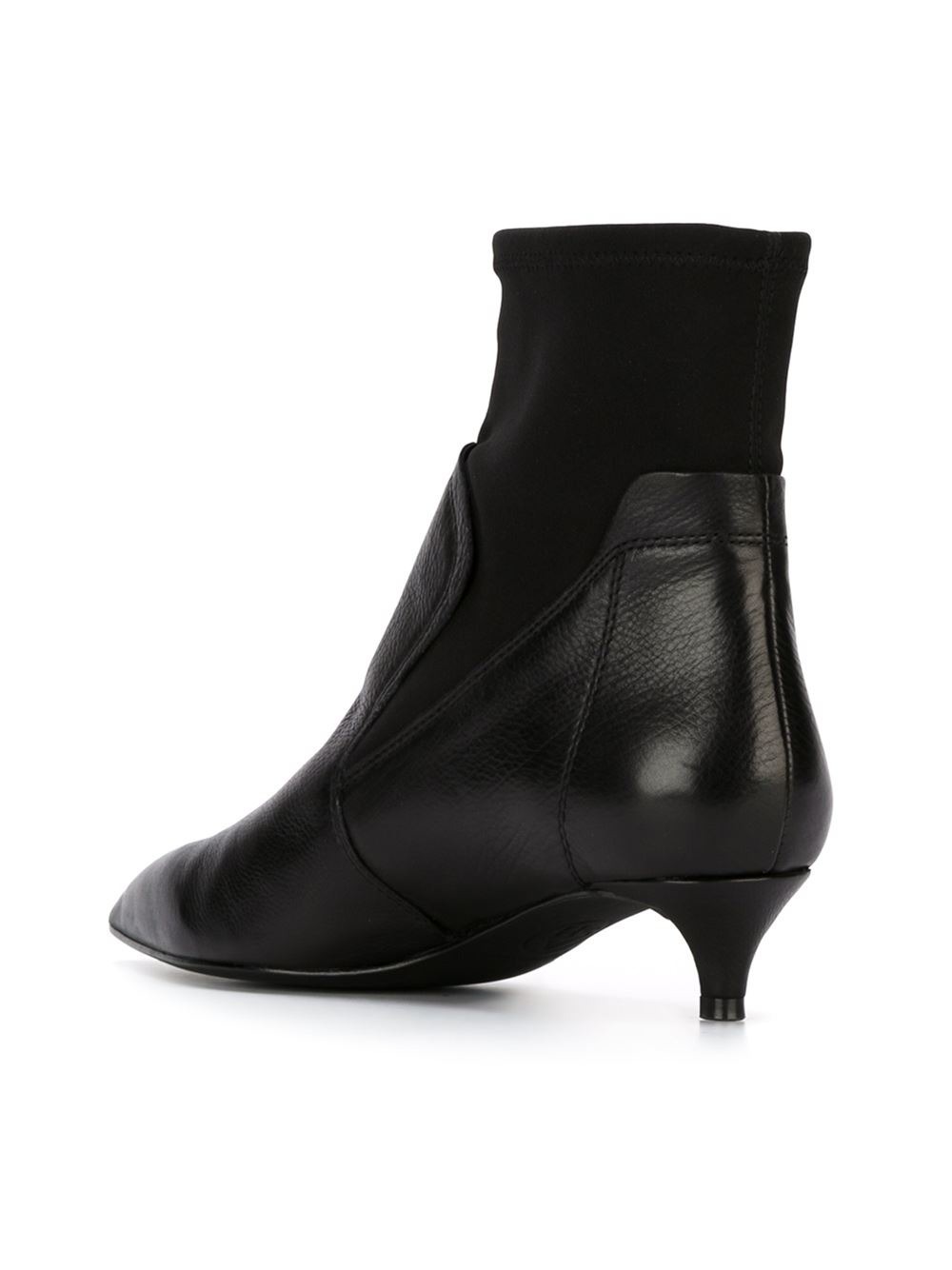 ash ankle boots in black lyst