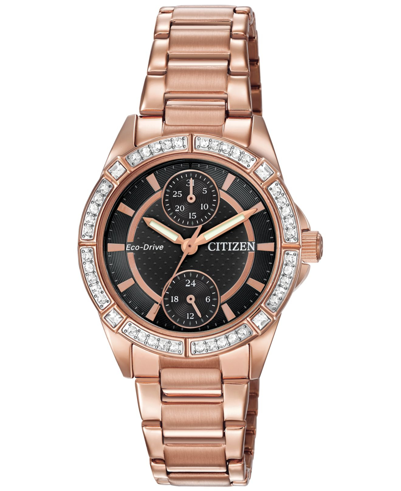 citizen s drive from eco drive gold tone