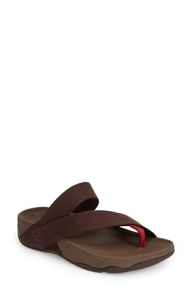 c1df048c4478 Lyst - Fitflop  sling  Thong Sandal in Brown for Men