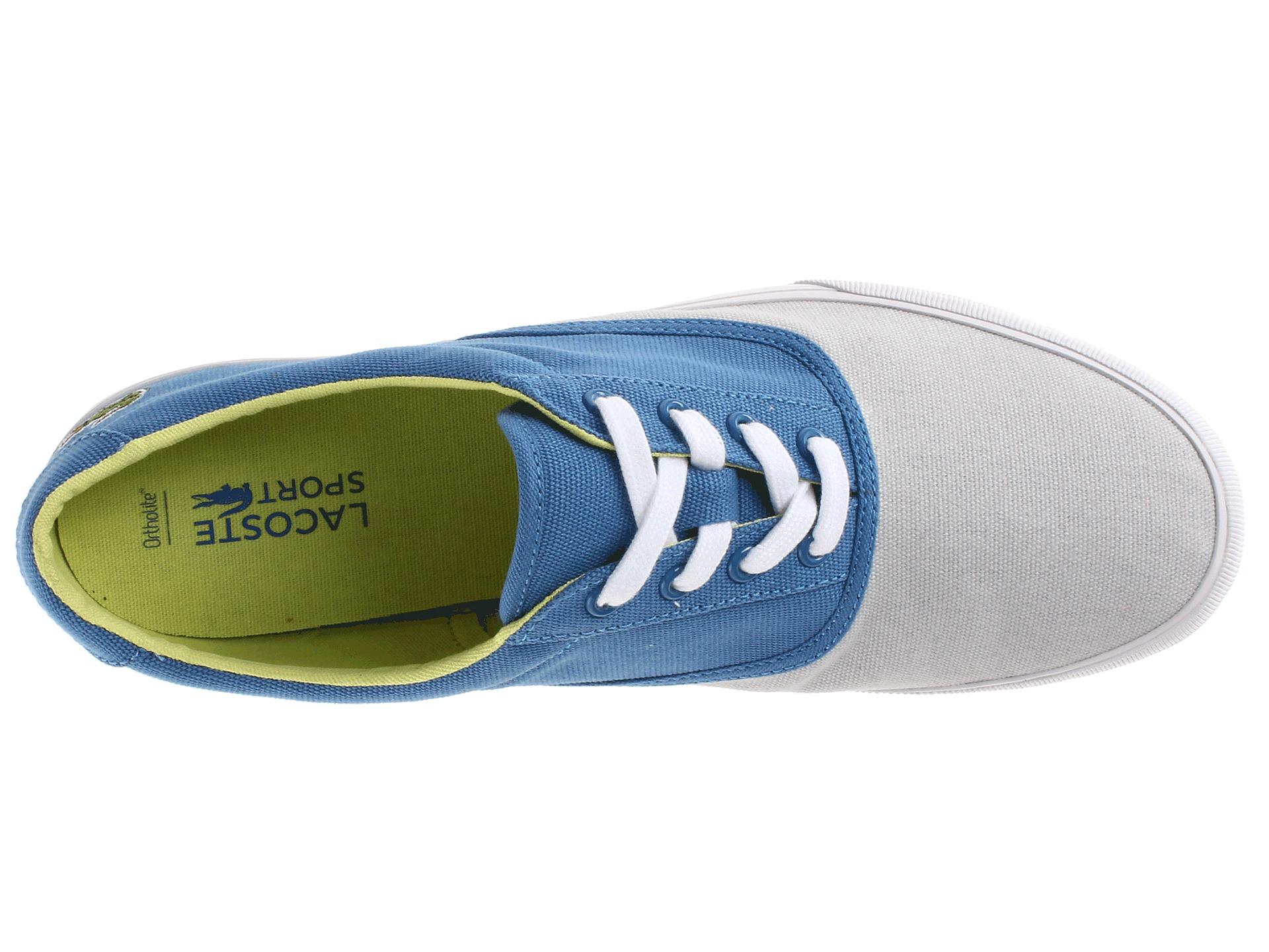 1af612880e4 Lyst - Lacoste Bellevue Sun in Blue for Men