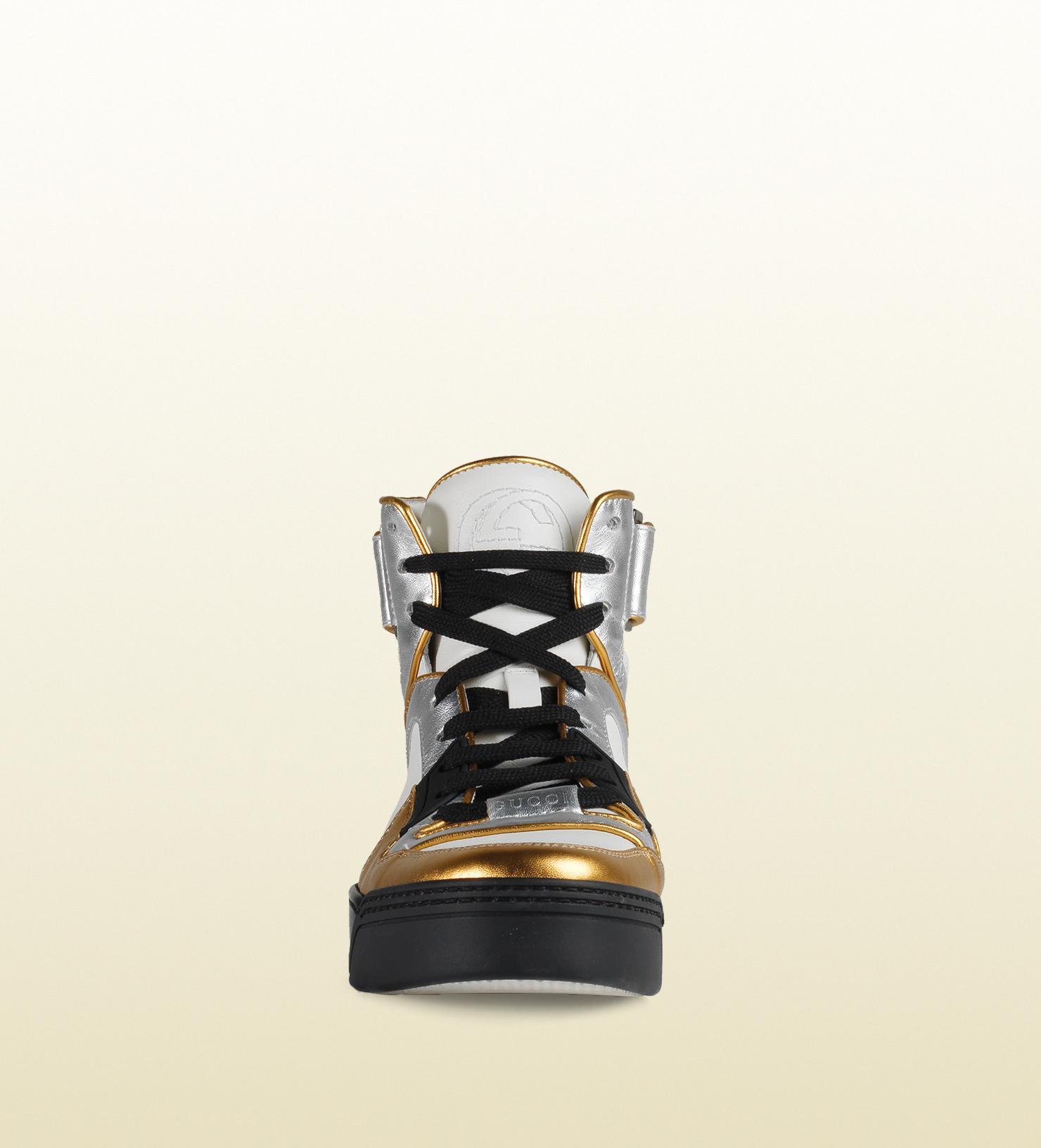 High Top Child Bazketball Shoe