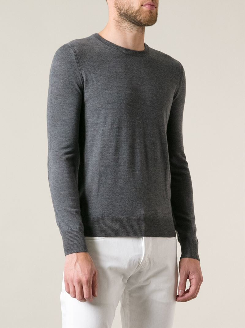Burberry long sleeve t shirt elbow patch maxwellsz
