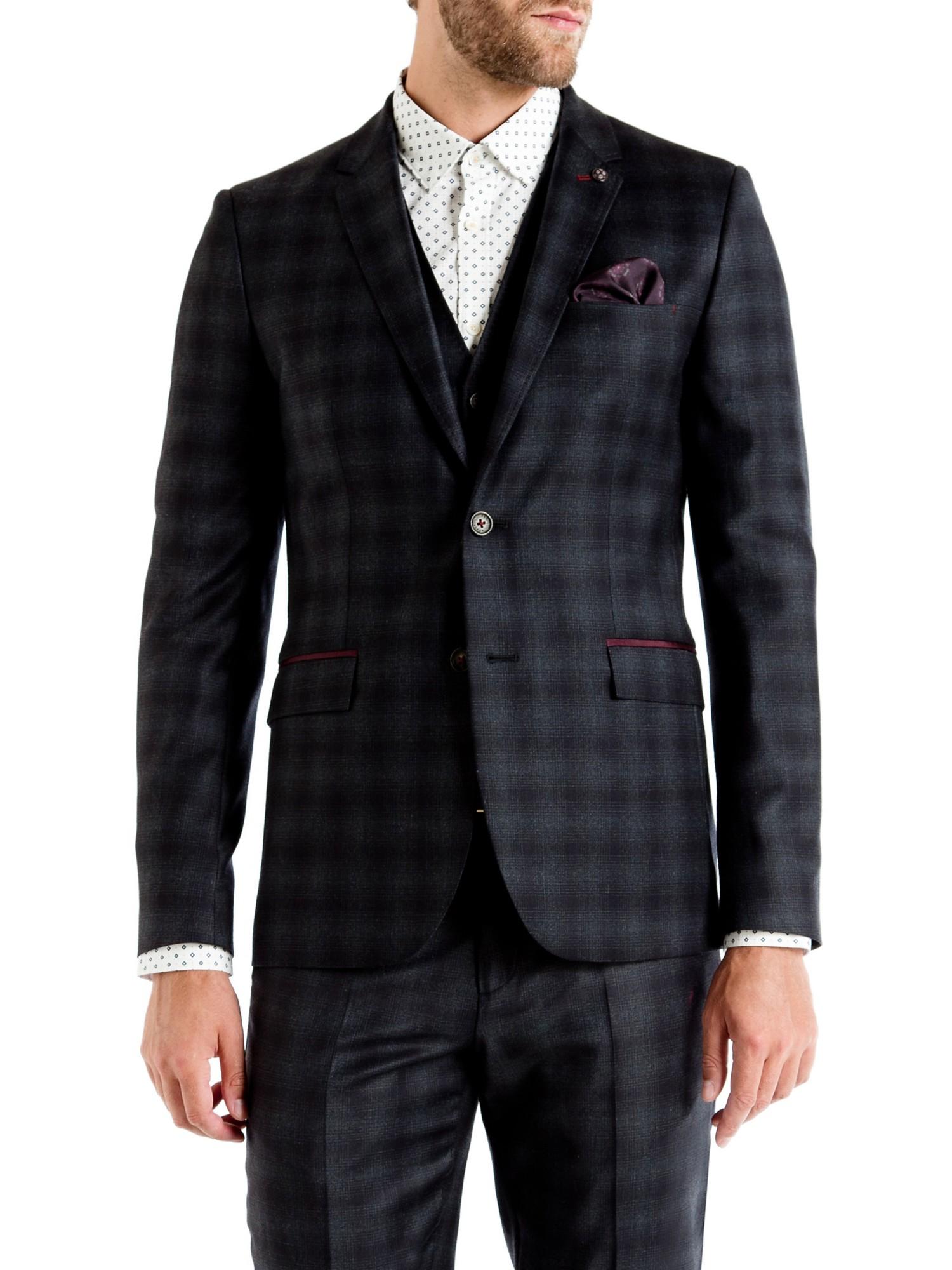 Hugo Boss Men Suit Images Grey Suits
