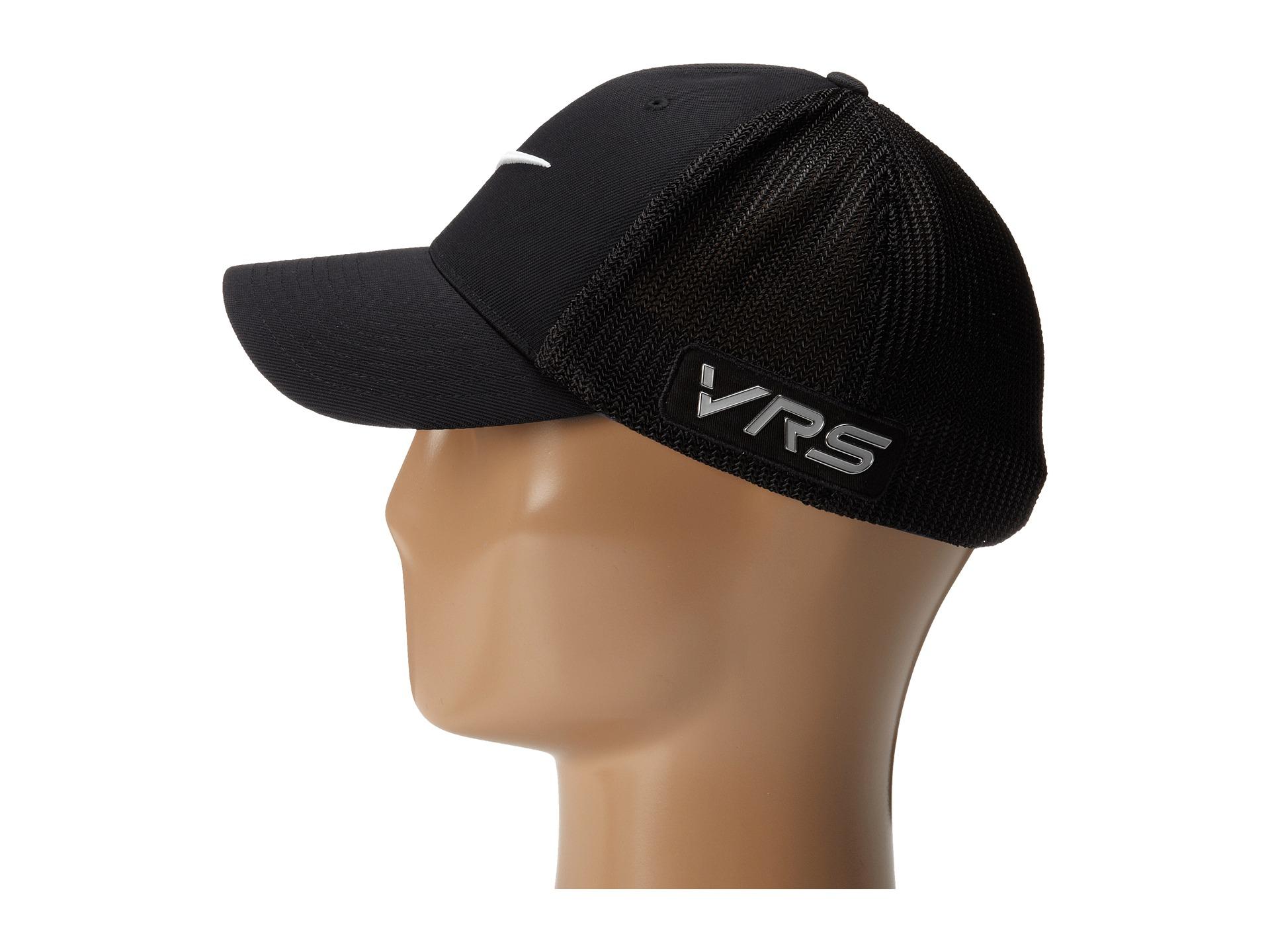 Lyst - Nike Tour Flexfit Cap in Black for Men aae4cc7b205