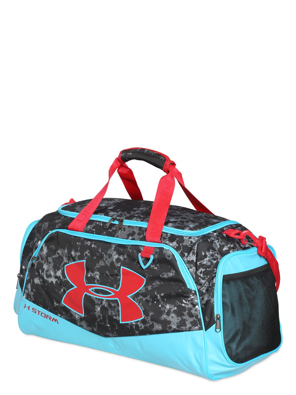 Waterproof Messenger Bag >> Under Armour 61L Undeniable Waterproof Duffel Bag in Blue for Men - Lyst