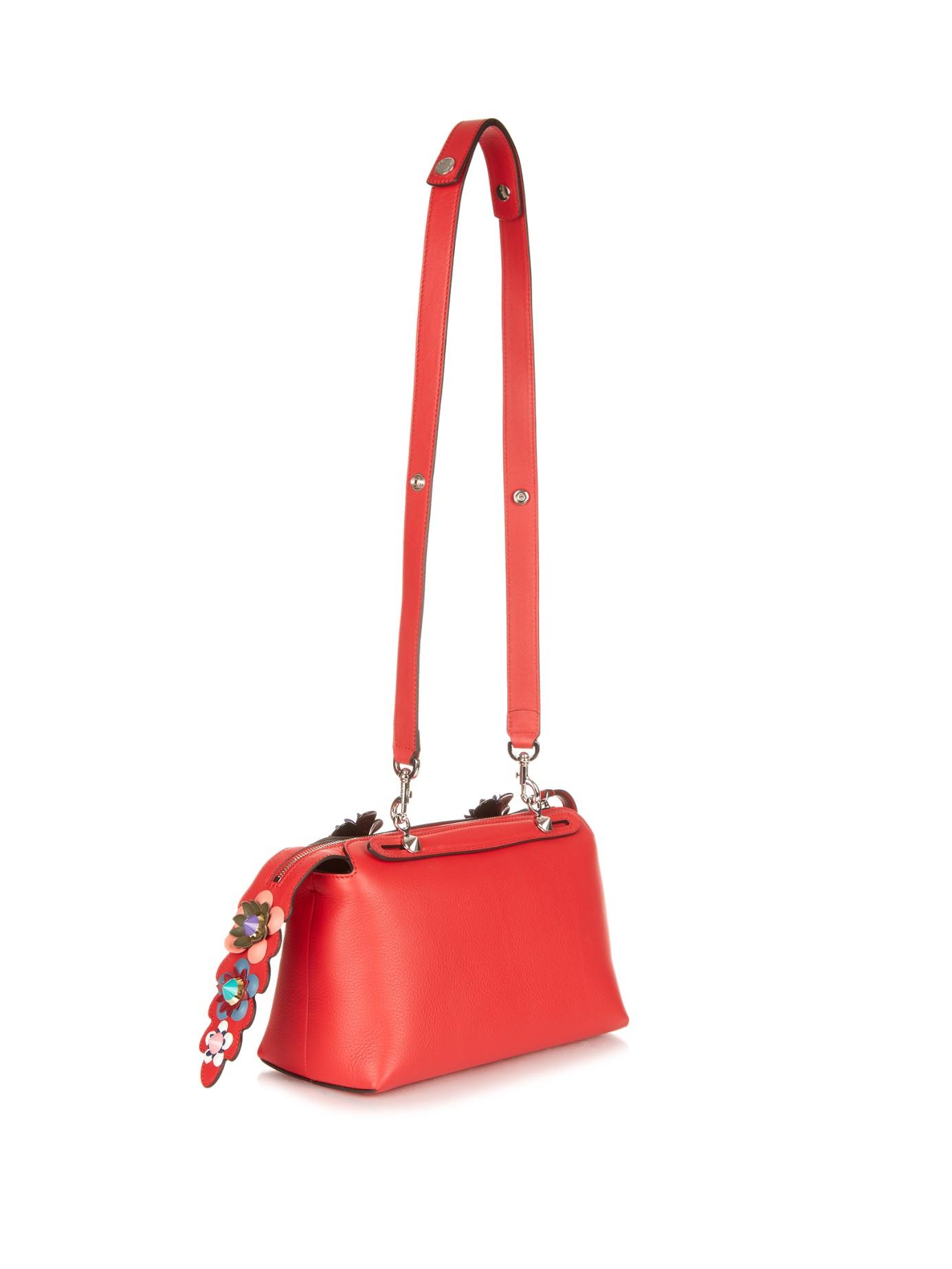 Fendi Bag Red Strap