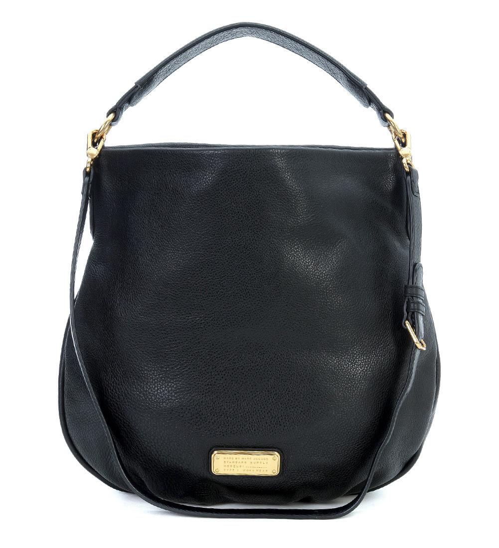 Hillier Hobo Leather Shoulder Bag 91