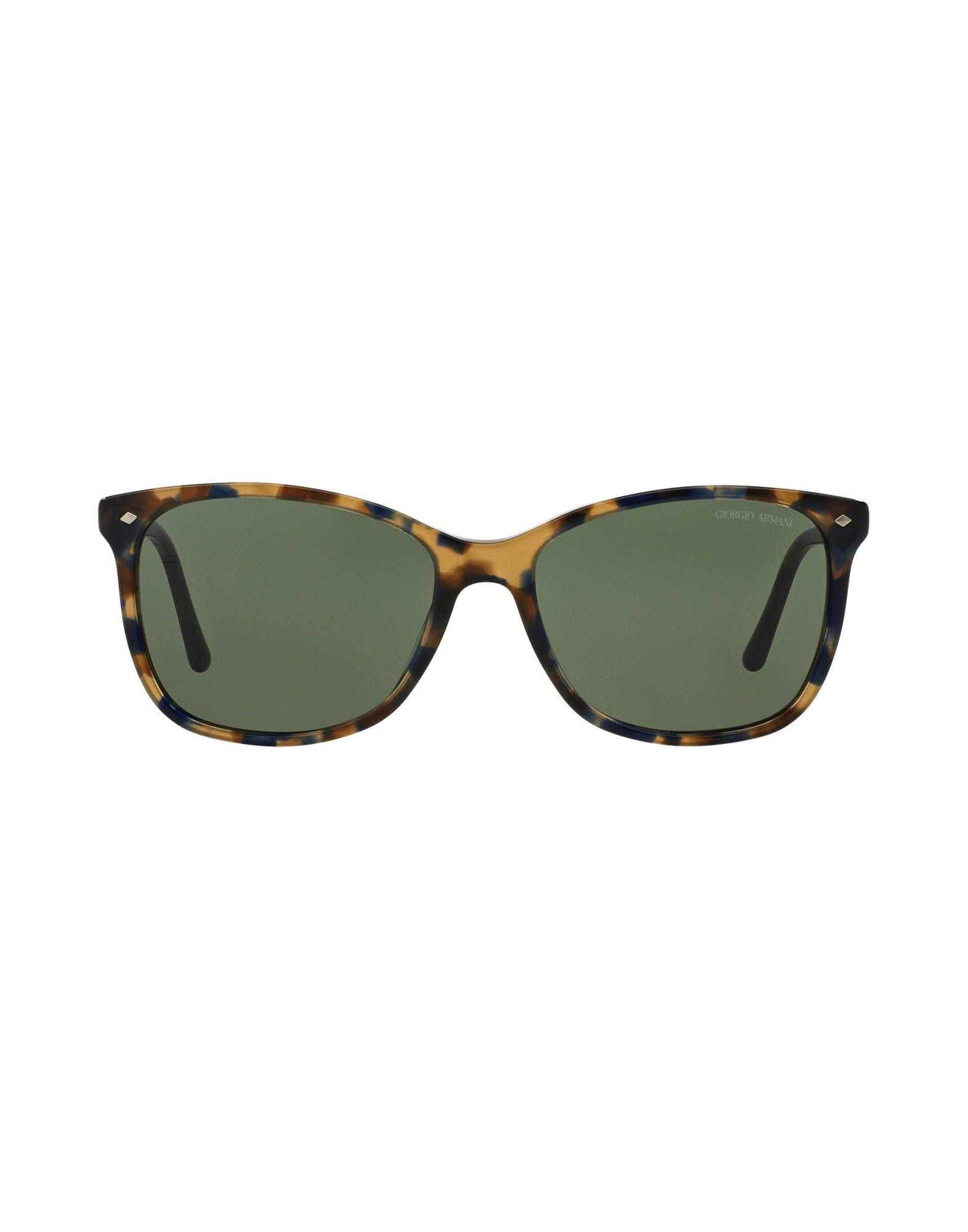 6ea3e878cae Lyst - Giorgio Armani Sunglasses in Natural